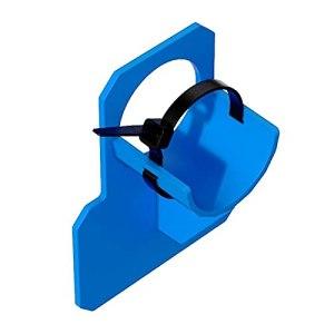HWNGDI Support de Tuyau de Piscine Support de Support de Tuyau d'eau Convient aux tuyaux de diamètre Compris Entre 30 et 37 mm d'accessoires de Support Facile à Utiliser (Color : Blue)