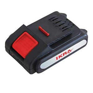 Ikra 17180249-AZ Batterie 20V 2,5Ah Lithium-ION
