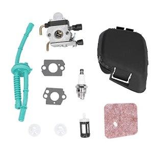 Kit de carburateur, filtre à air résistant à l'usure pour tondeuse à gazon pour carburateur de tondeuse à gazon