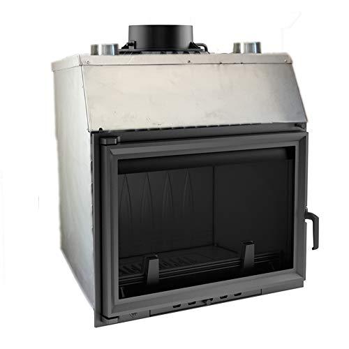 KRATKI OLIWIA Insert à bois foyer 18 kW avec système de ventilation