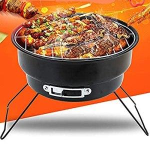 LYB Gr015 Gr015 Barbecue rond à charbon de bois