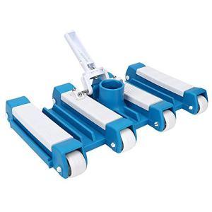MOH Aspirateur de Piscine – Aspirateur Flexible sous-Marin Machine de Nettoyage de Piscine 16 Pouces