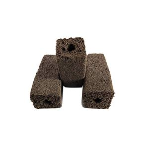 Nogan Rockwool Cubes Plateau De Laine De Roche Cube Laine De Roche Bouture pour Pépinière Plantation De Légumes Pépinière De Fleurs 202040mm 20 Pièces Enjoyable