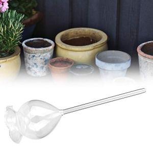 Okuyonic Pas Besoin de Source d'alimentation pour arroser Les Plantes en Forme de Rose pour Les Plantes suspendues Tout Neuf