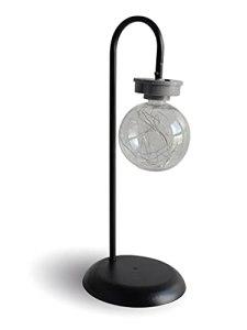 Orium Lampe décorative Lumineuse Solaire Stella 20 LED, Noir