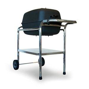 Portable Cuisine Grilles en fonte d'aluminium Grill et fumoir