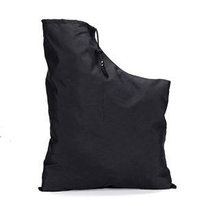 Sac d'aspirateur de souffleur de feuilles, sac de souffleur de feuilles électrique sac de déchiqueteuse de gazon sac de broyeur d'aspirateur sac de déchiqueteuse de rechange