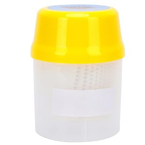 Shaker transparent pour acariens, bouteille de test pour acariens d'apiculture de haute qualité pour l'apiculture