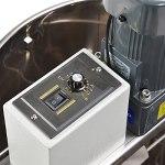 SONK Extracteur de Miel, extracteur de Miel Professionnel 90 tr/min-1400 TR/Min réglable en Acier Inoxydable pour Un Usage Domestique pour la séparation et l'extraction du Miel