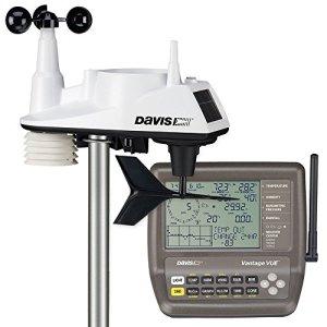 Station météo radiopilotée numérique Davis Instruments DAV-6250EU