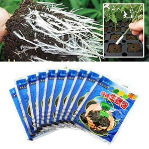 Urisgo Rooting Powder Natural Rooting Powder Poudre D'enracinement Root Seedling Germination Aid Flower Anther Fertilizer