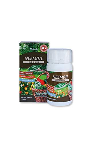 Vitaverde Neemoil Huile de Neem concentrée et biologique contre les adversités de potager et fruits, 250 ml