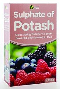 Vitax Engrais Sulfate de Potasse 1,25kg.