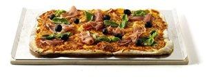 WEBER Pierre a Pizza pour Barbecue a gaz – 30,5 x 44 cm