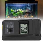 Compteur de température numérique, Affichage LCD Compteur de température à affichage LCD, pour la céramique pour les fours