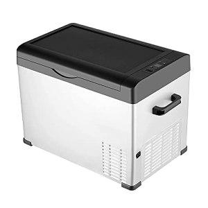 Cooler Bags Mini réfrigérateur portatif de congélateur de Voiture de 30L, démarrage Intelligent de la température, pour véhicule, véhicule récréatif, Bateau, Voyage