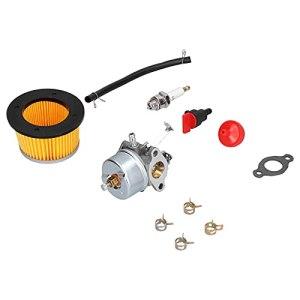 FECAMOS Kit de carburateur, Bonne compatibilité Pas Facile d'endommager Le carburateur de Remplacement matériel de Haute qualité pour H30 H50 H60 HH60