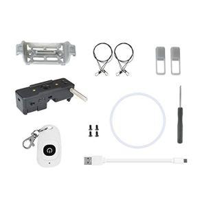 kdjsic Système Airdrop Compatible avec -DJI Mavic Mini 1/2 Drone Appâts de pêche Cadeau Sauvetage Lanceur à Distance Compatible avec -DJI Mini 2 Accessoires