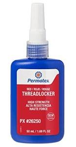 Permatex Devcon Threadlocker 26250 Liquide Rouge 50 ml