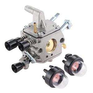 DKEKE Carburateur Carb pour STIHL FS400 FS450 FS480 FS480 BOULAISSION DE BOULAIRES CAFTAFTMAN TADICMER # 4128 120 0607/0651 ZAMA C1Q-S154 DKEKE