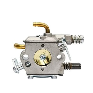 DKEKE Pièces de Rechange à la tronçonneuse de carburateur à la tronçonneuse pour Komatsu 4500 5200 5800 4 Carburateur d'essence 5CC 52CC 58cc Carb DKEKE (Size : 1pc)
