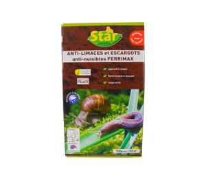 Start Anti limaces et escargots 750g 0,75kg ALF750