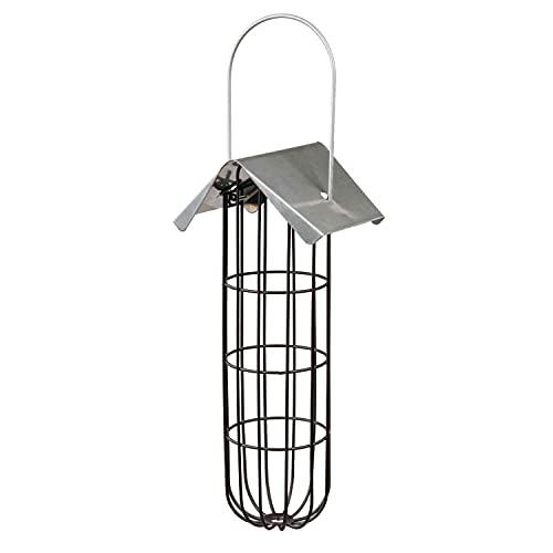 Trixie Mangeoire Boule de Graisse pour Oiseaux Noir 11 × 25 × 10 cm