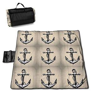 VimcustomPr Arrislife Tapis de pique-nique imperméable en polyester Taille XL