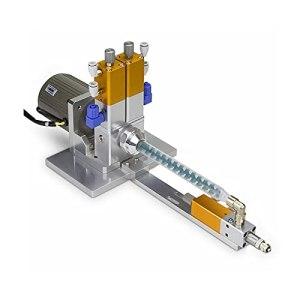 WFAANW Agule électrique anti-goutte d'eau AB Double Vanne de distribution de liquide Soupve de levage Dossier Dynamique de mélange Dynamique Glue 90W
