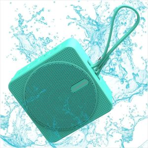 portable bluetooth speaker green