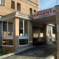 Acces interzis în incinta Spitalului de Urgență din Petroșani pentru aparținătorii bolnavilor internați
