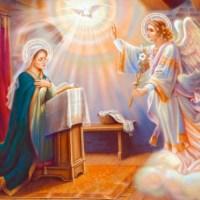 Calendar Ortodox MARTIE 2021: Începutul Postului Paștelui și Buna Vestire