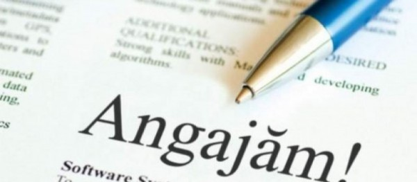 Aproape 600 de locuri de muncă sunt disponibile în județul Hunedoara