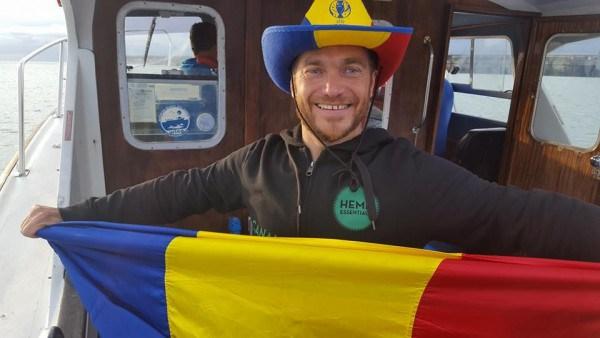 Omul amfibie, Crăişorul Dunării se întoarce acasă !