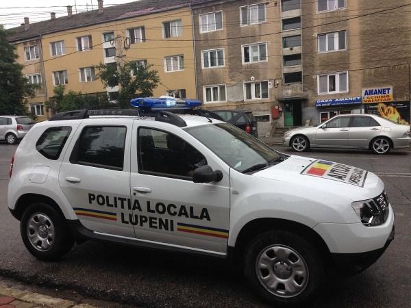 Primarul Lupeniului cere sprijinul populației pentru combaterea actelor antisociale din oraș