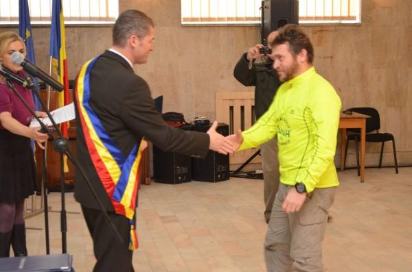 Cetățenii de onoare ai Petroșaniului premiați în cadru festiv