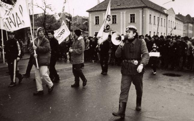 Cozma, Ilinescu, Braiț și Drella, lideri ai minerilor din Valea Jiului, inculpați în dosarul Mineriadei