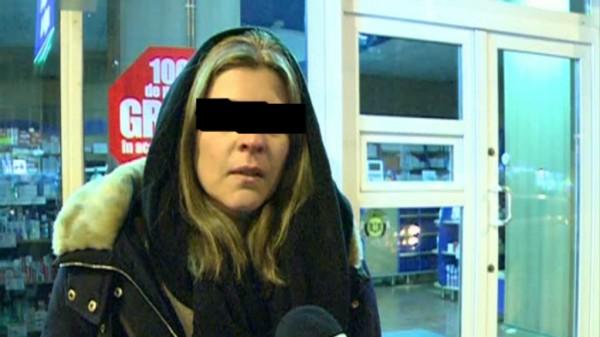 Femeie înșelată în fața unei case de schimb valutar din Hunedoara
