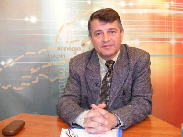 Secretarul de stat, Doru Vișan, vine la Petroșani