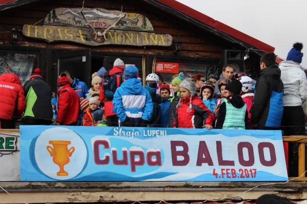 Câștigătorii cupei Baloo