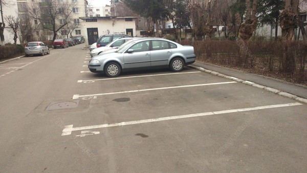 Regulamentul privind atribuirea locurilor de parcare, pe ultima sută de metri