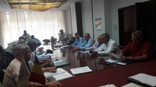 Care primari au fost la întâlnirea cu Lia Olguța Vasilescu?