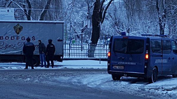 Acțiune fără precedent a polițiștilor TF Petroșani la mafia cărbunarilor