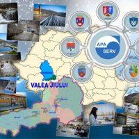 Restricții de apă marți, 12 noiembrie, la Petrila și Petroșani