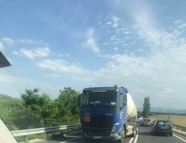 Accident pe DN 66, între Haţeg şi Călan