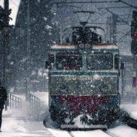 CFR: Circulație ferofiară în condiții de iarnă pe toate secțiile din țară