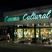 Lucrările de modernizare a Cinematografului din Lupeni prind tot mai mult contur