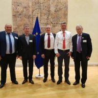 Primarii din Valea Jiului au semnat, la sediul Comisiei Europene, Memorandumul pentru Tranziție Justă