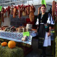 Târg de Produse Tradiționale la Petroșani