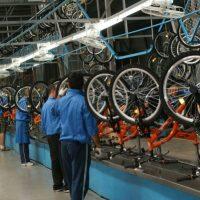 Primăria Petrila anunță că fabrica de biciclete DH Sport de la Deva oferă 100 de locuri de muncă